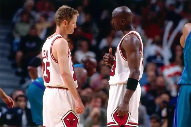 Warriors coach Steve Kerr disagrees with Michael Jordan that Scottie Pippen was 'selfish' to delay surgery