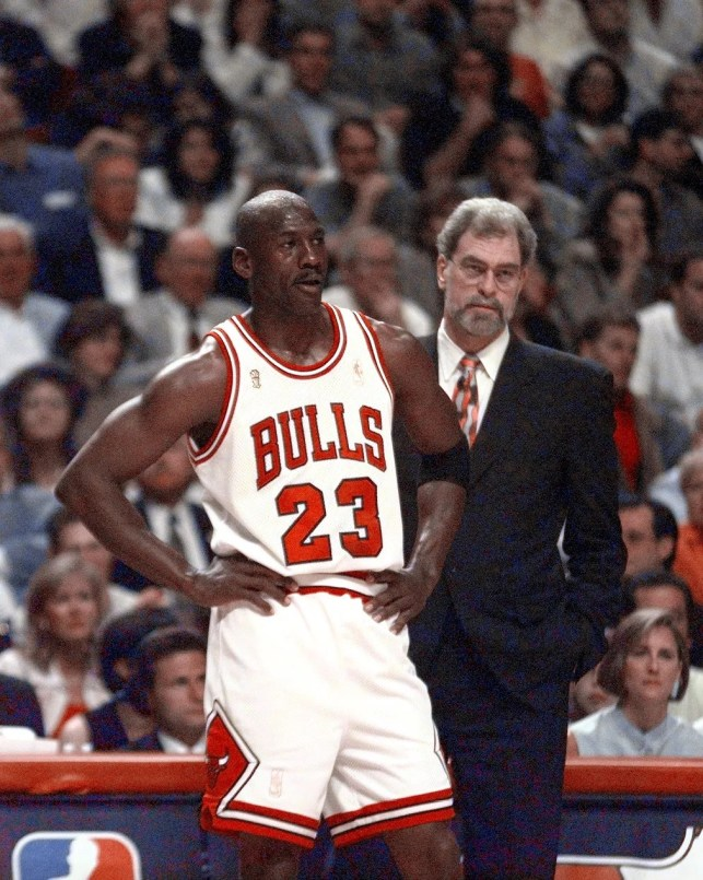 Day 47 without sports 😭: How Phil Jackson convinced Michael Jordan to buy into his philosophy