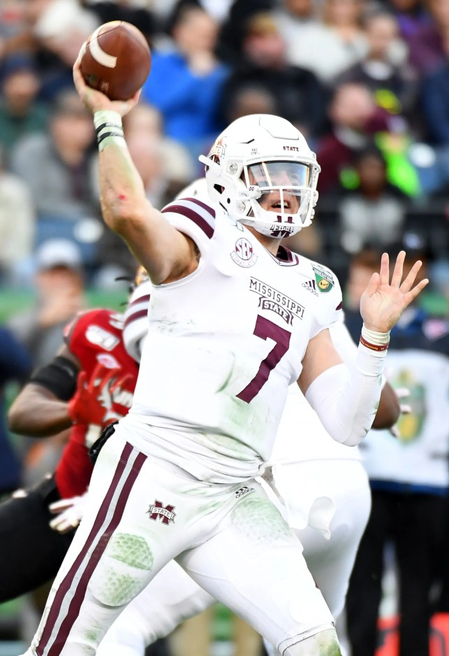 Sean Payton, New Orleans Saints draft QB Tommy Stevens before Panthers could sign him as UDFA