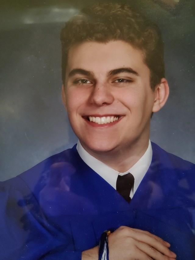Michael Magielnicki, Sayreville High School
