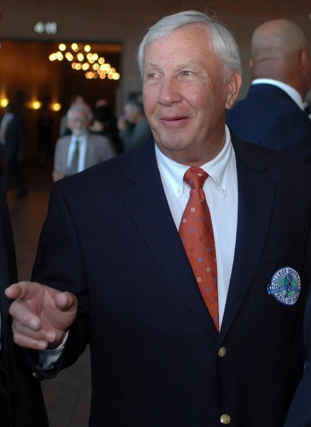 Pat Dye, former college football coach. Dye, who had other health issues, died on June 1 at 80.
