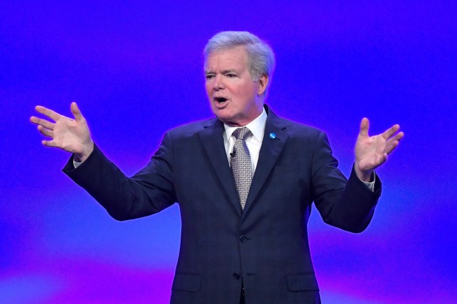 NCAA President Mark Emmert credited with $2.7 million in total pay for 2018 calendar year