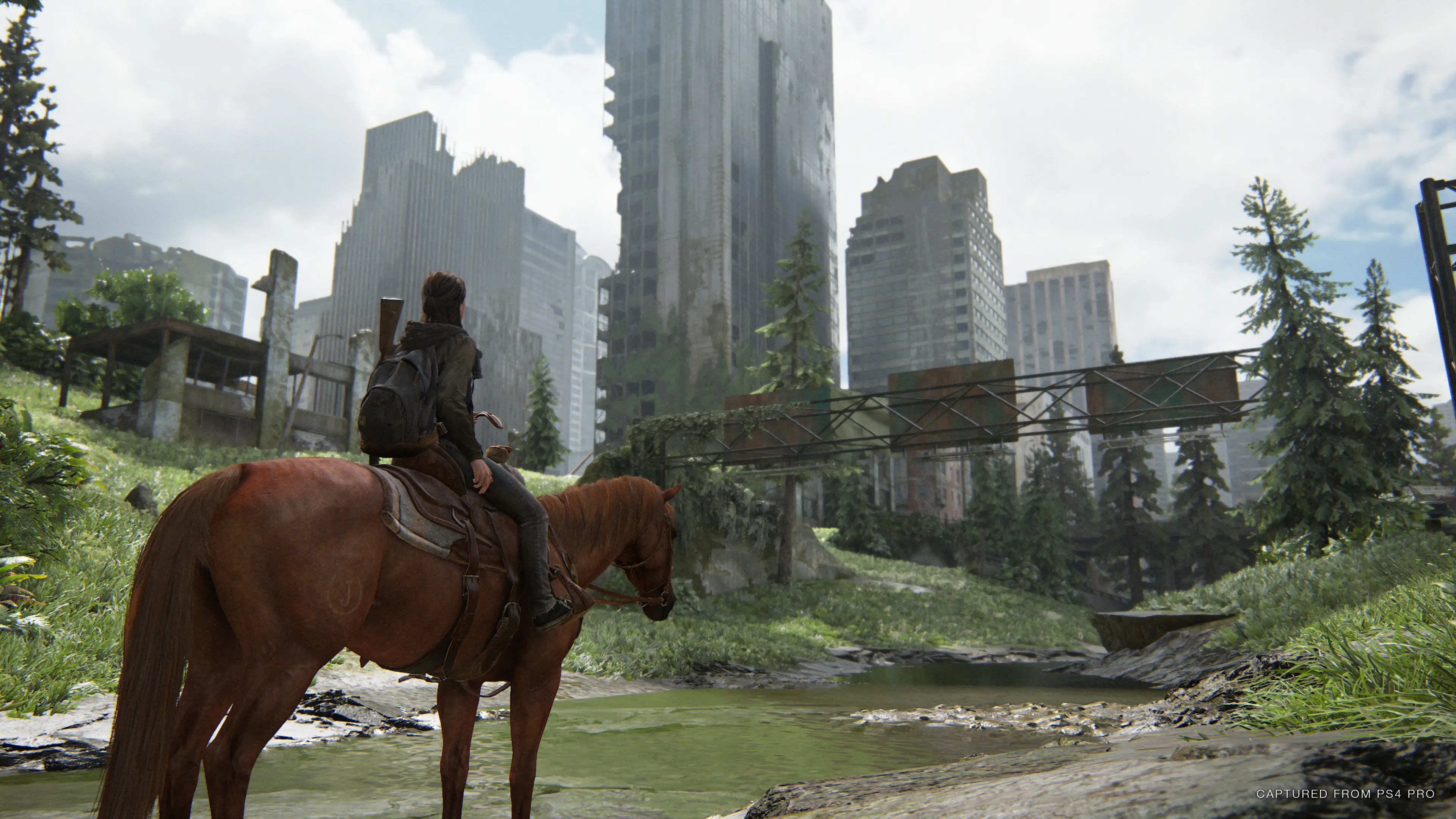 Most of 'The Last of Us Part II' takes place in a decimated version of Seattle.