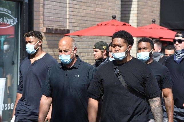 Colorado State football players allege officials are covering up COVID-19 health threat