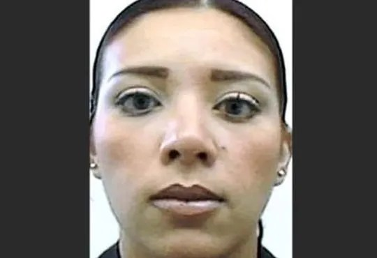"""Jessica Johanna Oseguera González, known as """"La Negra,"""" is the daughter of Jalisco New Generation Cartel, known as CJNG, leader El Mencho."""