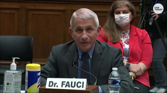 Fauci contradicts Trump COVID-19 claims: 'We're going to be doing more testing, not less'