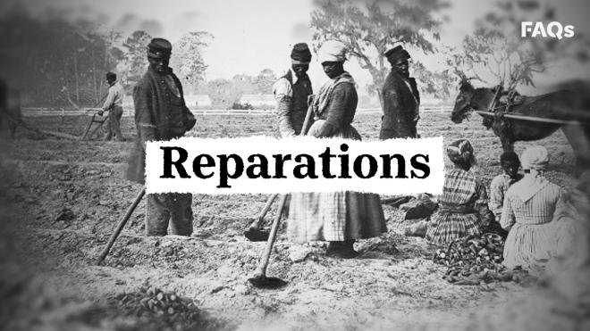 black news, slavery reparations, africa