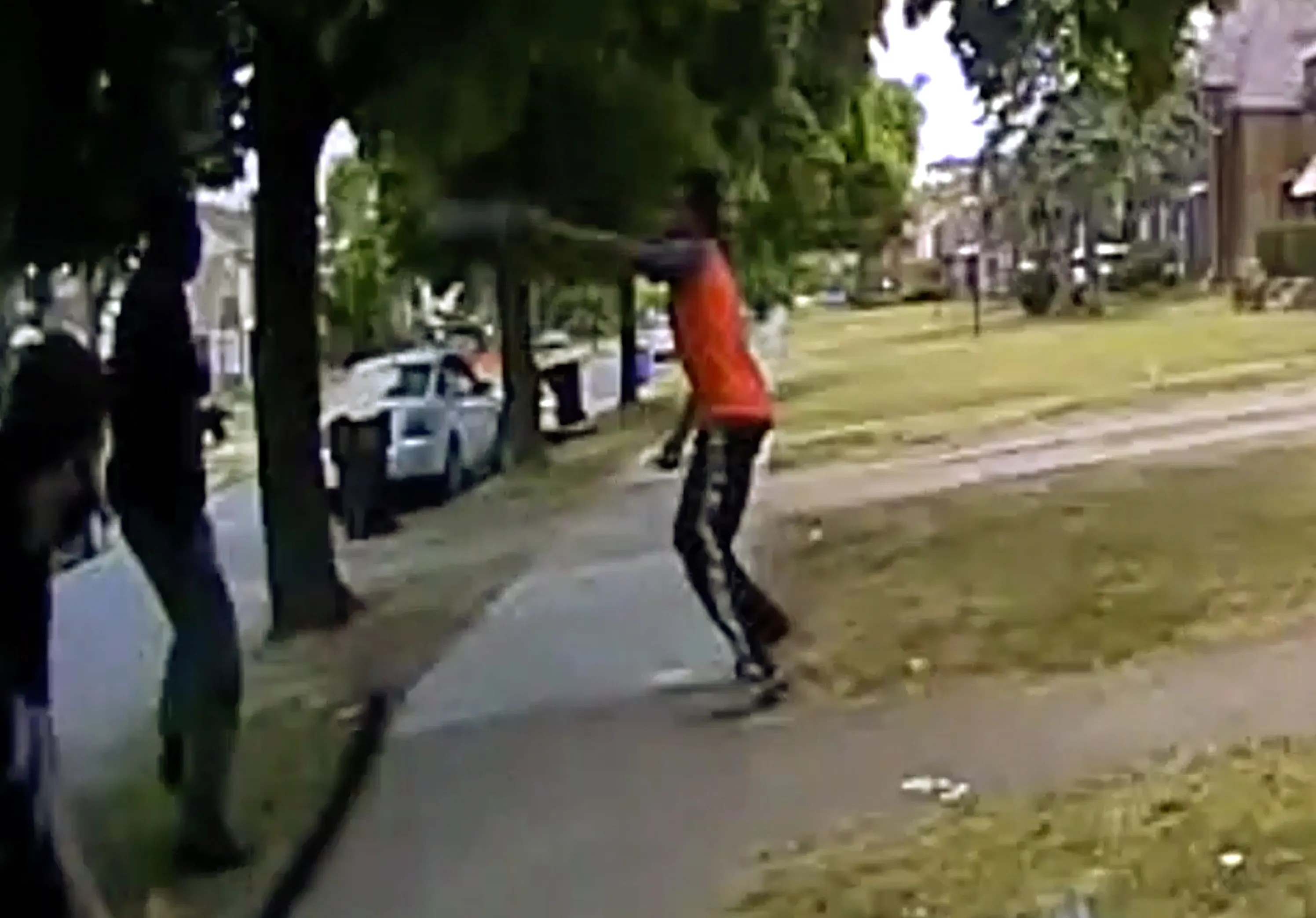 Detroit in uproar over Hakim Littleton police shooting when video shows he pulled gun on police