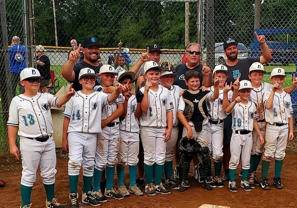 Ohio Bison 10U win Central Ohio Youth Baseball League ...