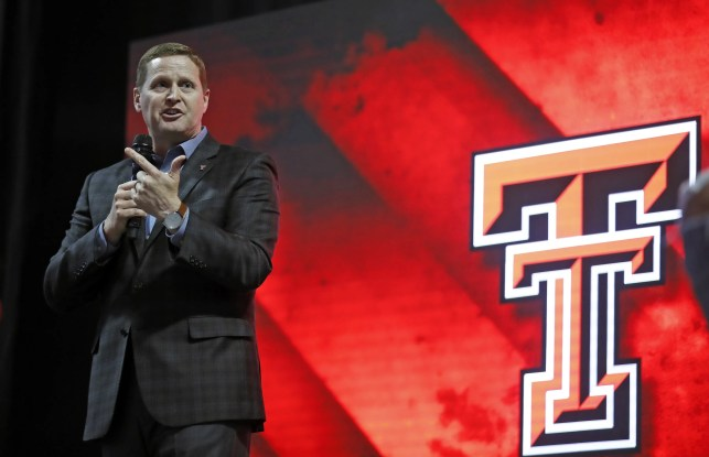 Texas Tech AD meets with players after report on abuse in women's basketball program