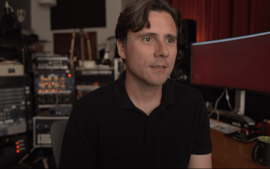 "Jim Adkins of Jimmy Eat World is launching a songwriting podcast titled ""Pass-Through Frequencies."""