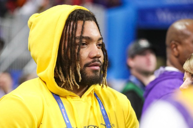 Washington Football Team cuts Derrius Guice after RB's arrest on domestic violence charges