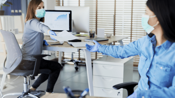 How to stay safe at work during the COVID-19 pandemic