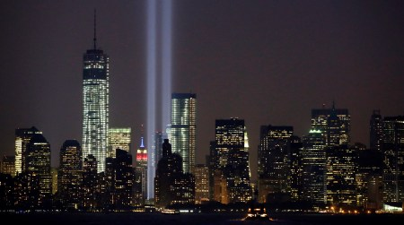 New York City's Annual 9/11 Light Tribute Canceled Due to Coronavirus Concerns