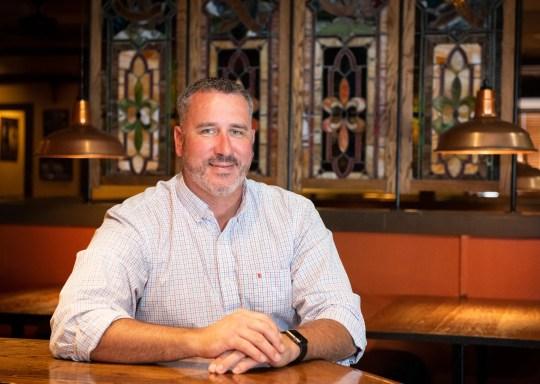 Brett Maynard, owner of Portofino's