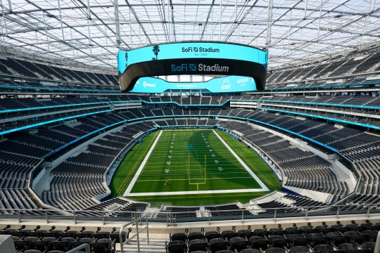 SoFi Stadium, the new multi-billion dollar facility in Inglewood, California, is scheduled to open Sunday with the Los Angeles Rams playing host to the Dallas Cowboys.
