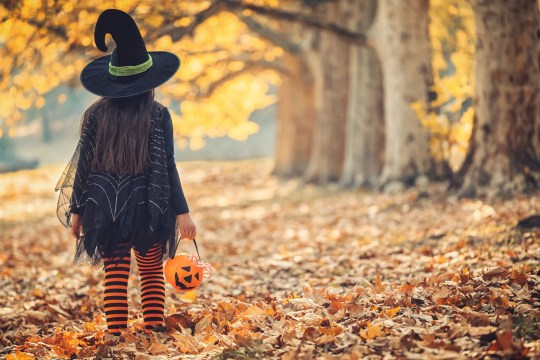 Most Americans say they can't imagine Halloween without trick-or-treating, according to a Harris Poll. Dr. Dean Blumberg,with UC Davis Children's Hospital, says