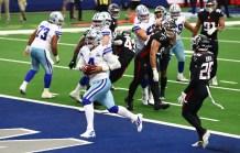 Cowboys Complete Last-minute Comeback Against Falcons, Erasing 20-point Deficit