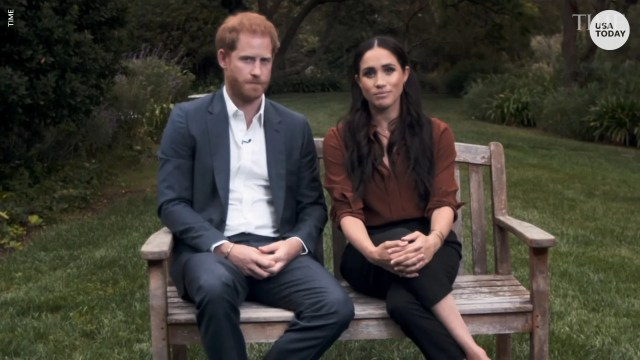 Prince Harry and Duchess Meghan drew criticism, including from President Trump, for a video urging Americans to vote.