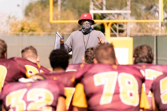 Herm Edwards' ASU football program is now embroiled in controversy.