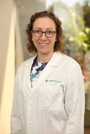 Dr. Abigail Tremelling, a Mercy Health breast surgical oncologist in the Eastgate Medical Center, worries about the lag in mammography among women in Ohio due to the pandemic.
