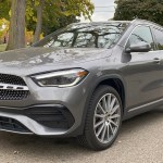 2021 Mercedes Gla250 Is A Good Small Suv But Is That Enough