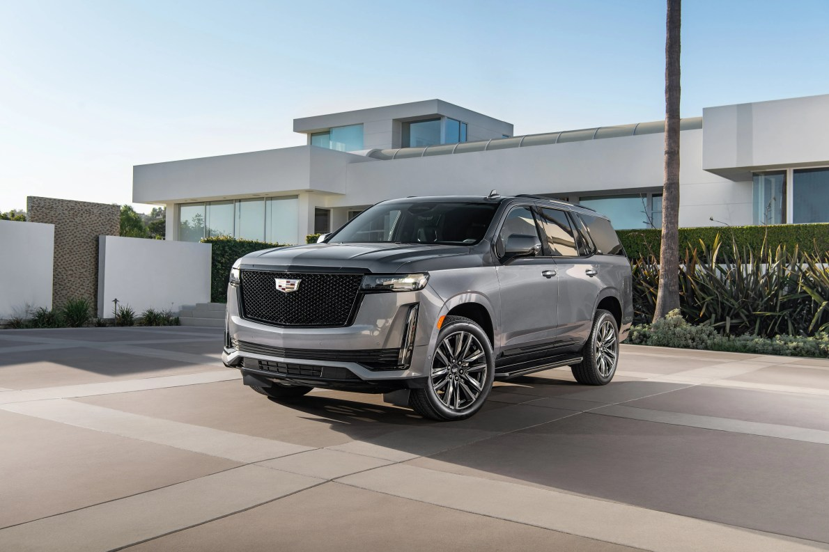 The redesigned 2021 Cadillac Escalade is the first true Cadillac in decades