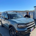 2021 Ford Bronco Sport Buyers Get Stopped By Fans For Photos