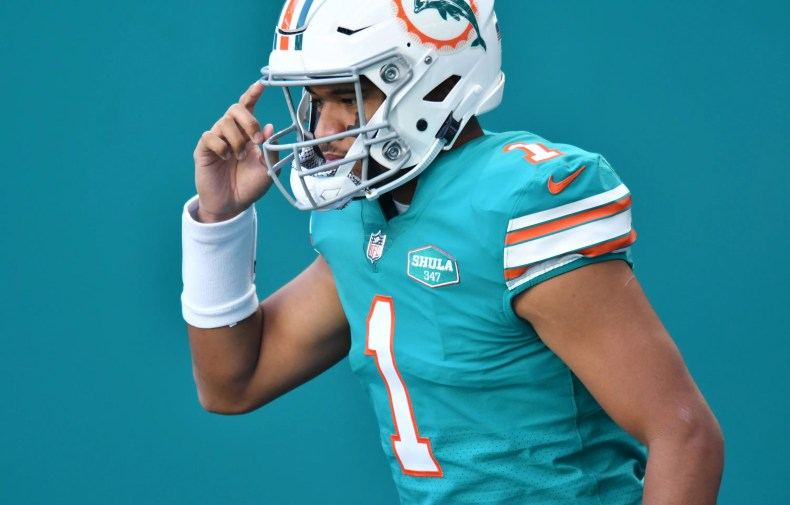 Schad: Tua Tagovailoa, Dolphins need more weapons to take next step