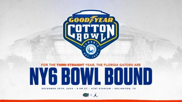 e70fd2db-4c1d-4657-9567-37f85e999a02-EptGBg1WwAEVjx6 Cotton Bowl 2020: Florida Gators to play Oklahoma Sooners