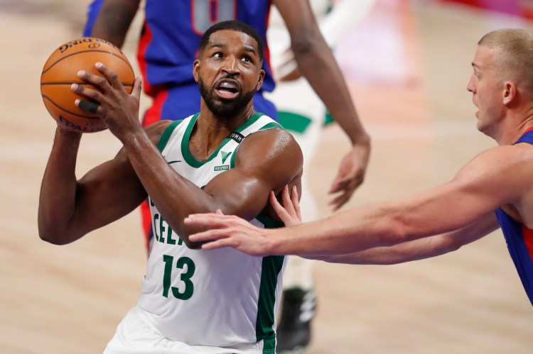 Boston Celtics losing three frontcourt players to seven ...
