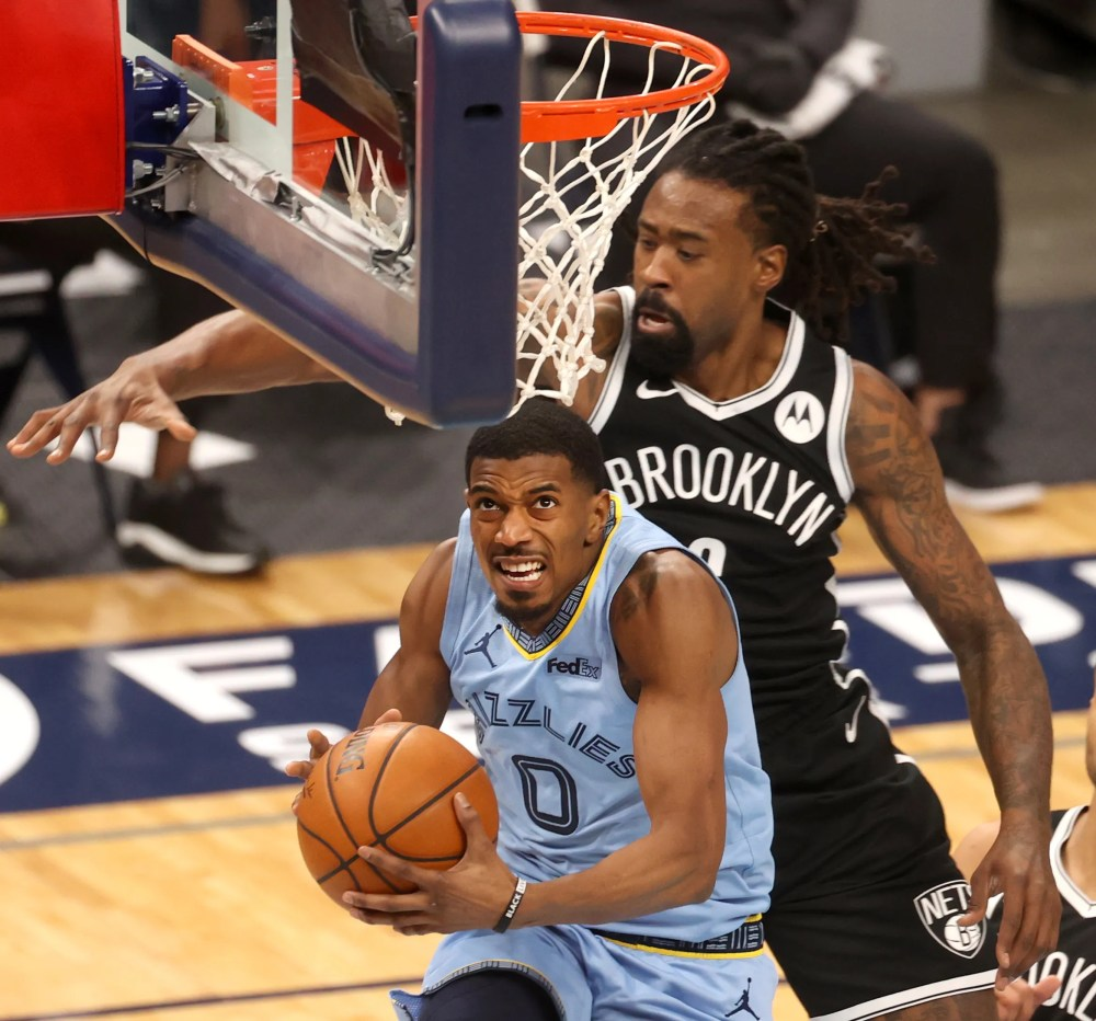 Grizzlies top Nets for first home win, lose Jonas Valanciunas to COVID-19  protocols