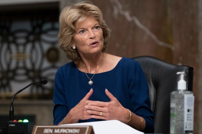 "U.S. Sen. Lisa Murkowski, R-Alaska, said the destruction of the water plant in Tuluksak needed to be treated like a natural disaster. ""Help cannot come fast enough,"" she said. ""Water is water."""