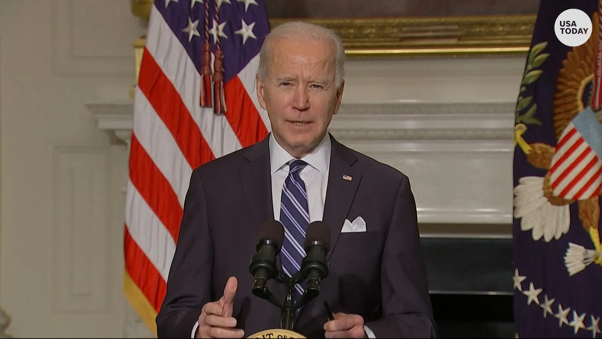President Biden has signed executive actions related to addressing climate change, including making climate change a national security concern.