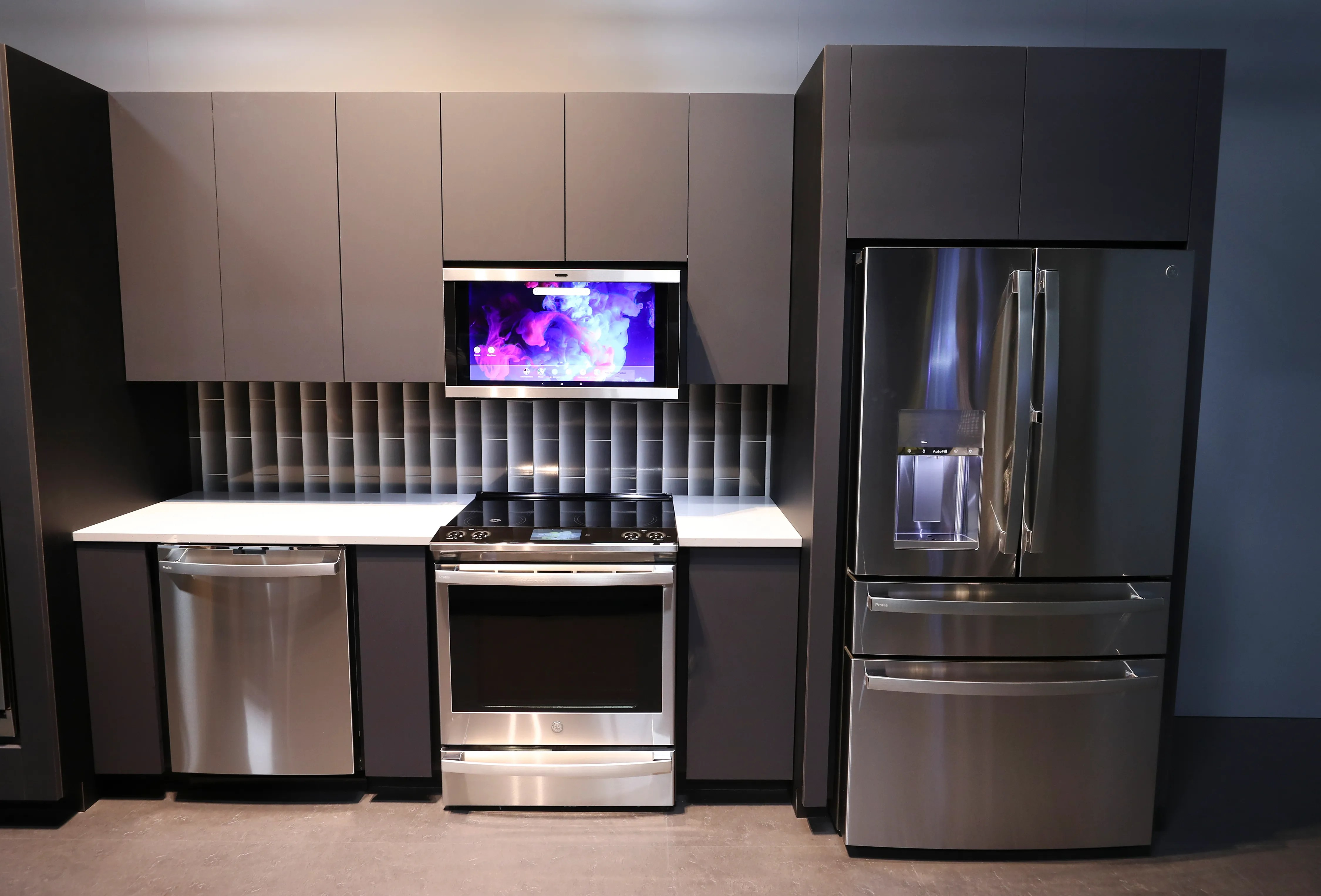 ge appliances shows off latest
