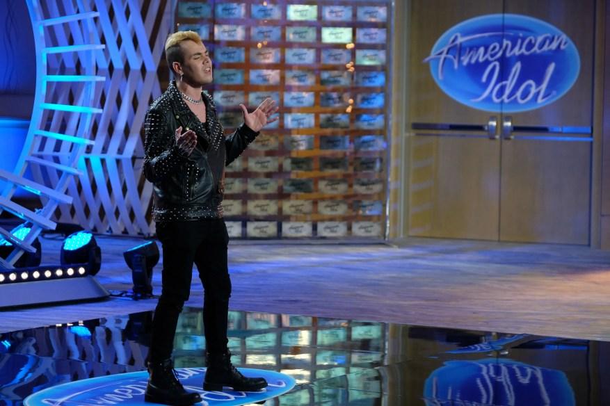 Danny Falco a réalisé son rêve de jouer sur American Idol, et son épisode sera présenté en première ce mois-ci.