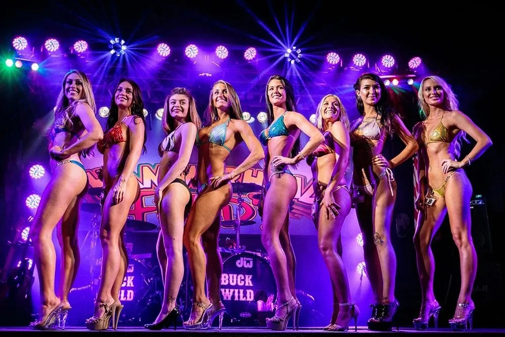 Hammerhead Fred's will host the Miss PCB contests as well as a vendor village.