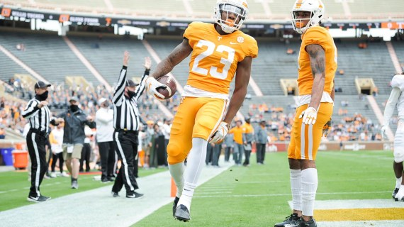 Tennessee Vols football Orange and White game what we learned