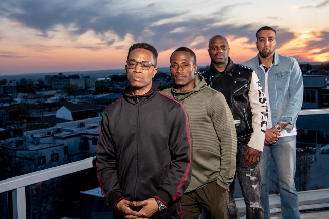 Police gunfire killed their dreams. The Jersey Four built new ones, 23 years later.