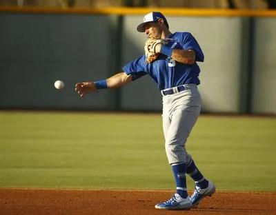 Long-time major league infielder Ian Kinsler is among those playing for Israel's Olympic baseball team.