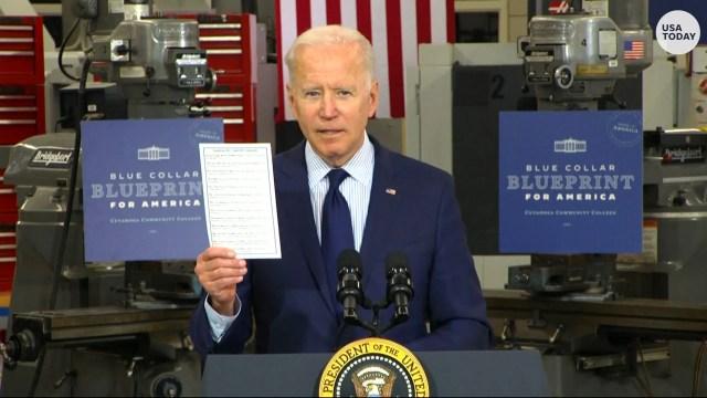 Joe Biden Approval rating: Swimming or Sinking?