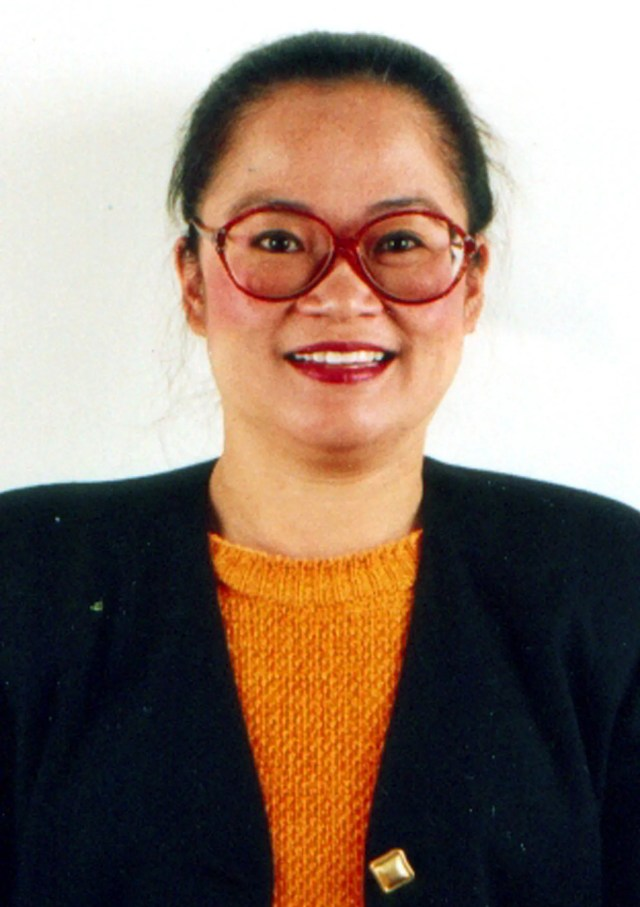 Katrina Leung is shown in this 2000 file photo.