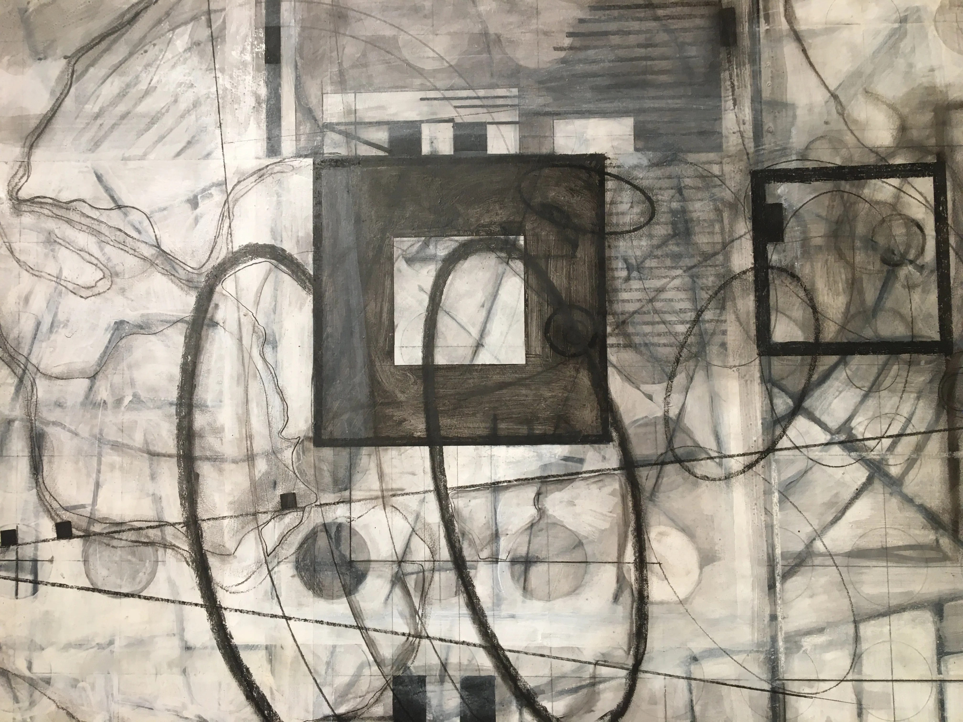 Rollover Bayou Mixed Media Drawing By Marc St Pierre