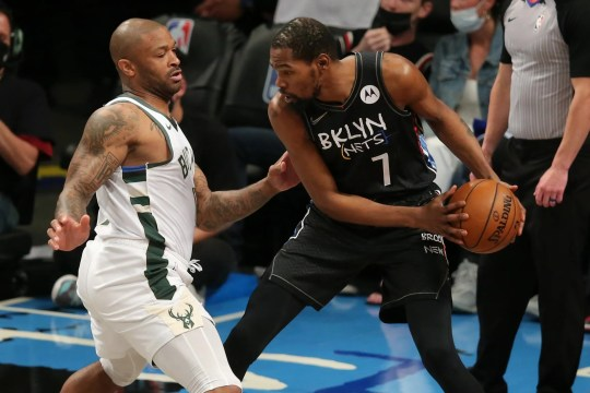 Will the Milwaukee Bucks or Brooklyn Nets advance to the NBA's Eastern Conference Finals?