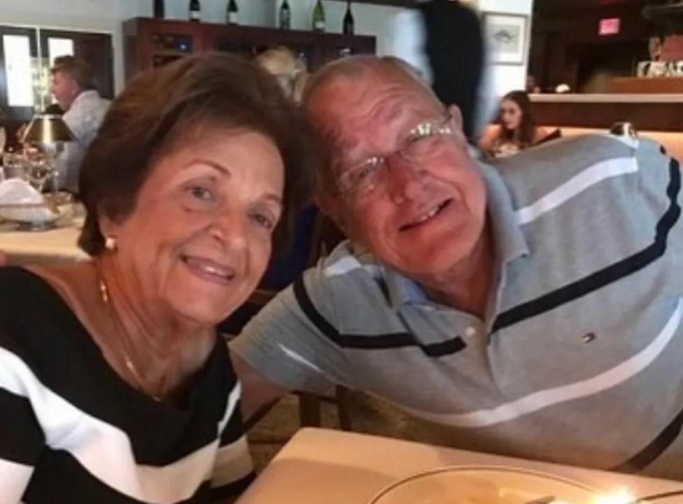 Gladys and Antonio Lozano
