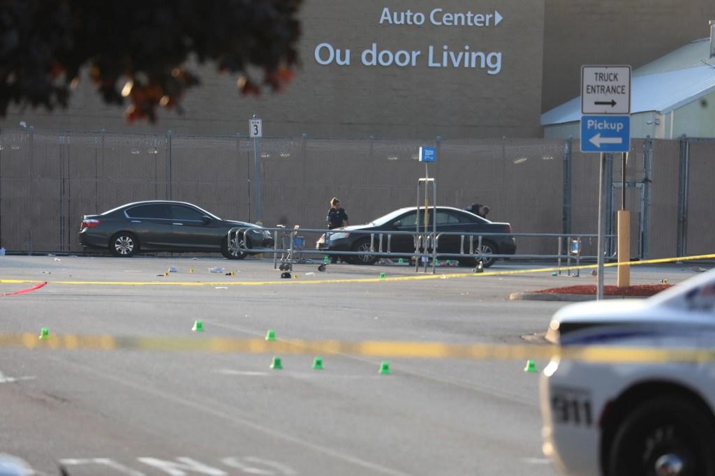 WATCH: One Dead, 3 Wounded In Walmart Parking Lot Brawl