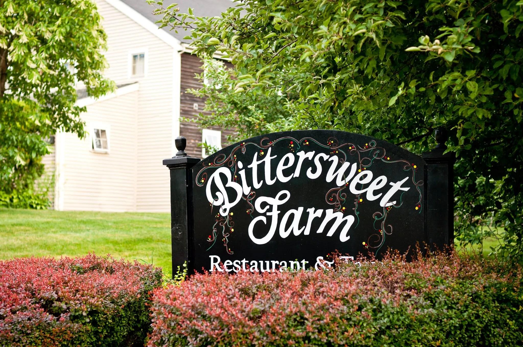 Bittersweet Farm Restaurant and Tavern in Westport.