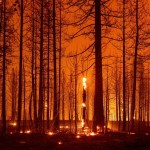 Dixie Fire jumps line; red flag warnings in California 💥💥