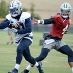 Dallas Cowboys' Dak Prescott's work ethic on display 💥💥