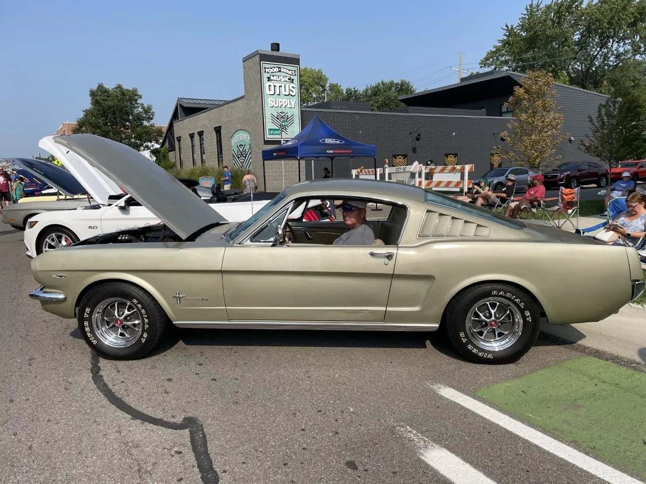 The proportions of the fb are similar to the coupe and convertible models. Mustang Alley A 66 Fastback Shines Again After 4 Decades Of Neglect